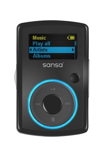 SanDisk Sansa Clip 1 GB MP3 Player (Black)