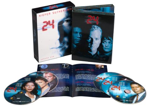 Click for larger image of 24: Season 1
