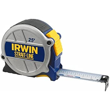 Irwin 2121600 Strait-Line 25-Foot Tape Measure