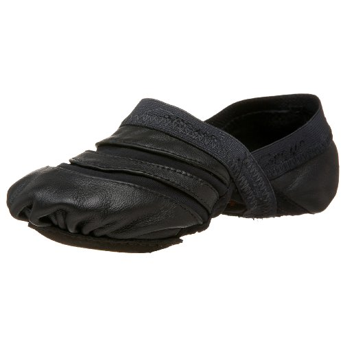 capezio-womens-freeform-ballet-shoeblack6-m-us