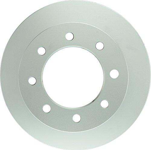 Bosch 16010170 QuietCast Premium Disc Brake Rotor For Dodge: 2006-08 Ram 1500, 2003-08 Ram 2500, 2003-08 Ram 3500, Rear