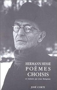 Poèmes choisis par Hermann Hesse