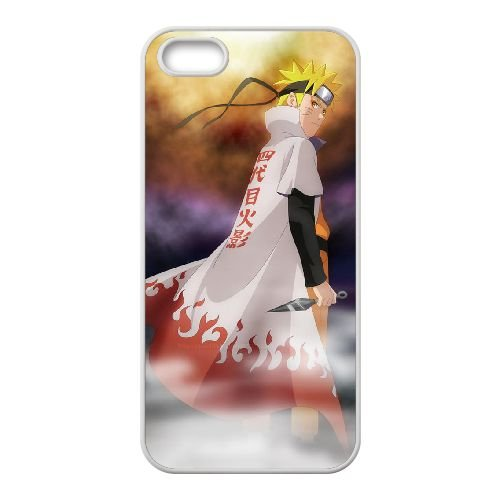 iPhone 5 5s Cell Phone Case White naruto Road To Ninja uhkw ...