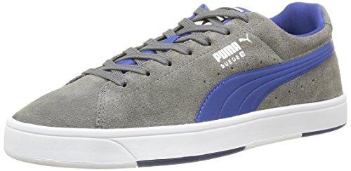 Puma Suede S Zapatillas Skate, Hombre Gris (Steel Gray/Limoges)