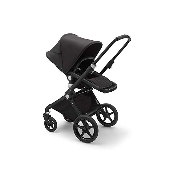 Bugaboo Lynx – The Lightest Full-Size Baby Stroller – All-Terrain Stroller with an Effortless Push and One-Handed…