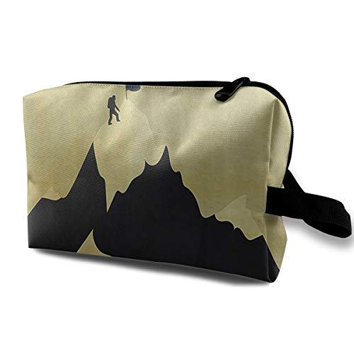 Travel Hanging Cosmetic Bags Climbing Everest Top Multi-functional Toiletry Makeup Organizer