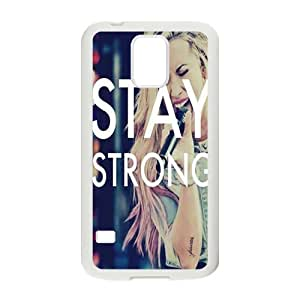 Stay Strong New Style High Quality Comstom Protective case cover For Samsung Galaxy S5