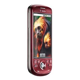 HTC myTouch 3G Unlocked Android Phone (Merlot)
