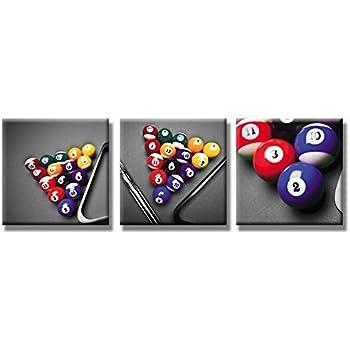 Billiards home decor