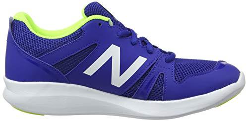 Running Niños Zapatillas 570 De New By Balance blue Azul yellow Unisex 4xEYT4Iqw