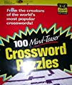 100 Mind-teaser Crossword Puzzles
