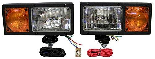Hiniker Plow Mount - Peterson Manufacturing 505K Light Kit