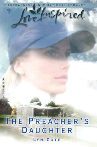book cover of The Preacher\'s Daughter