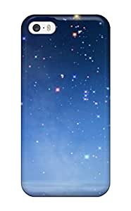 Excellent Design Amazing Wish Night Star Shining YY-ONE For Iphone 5/5s