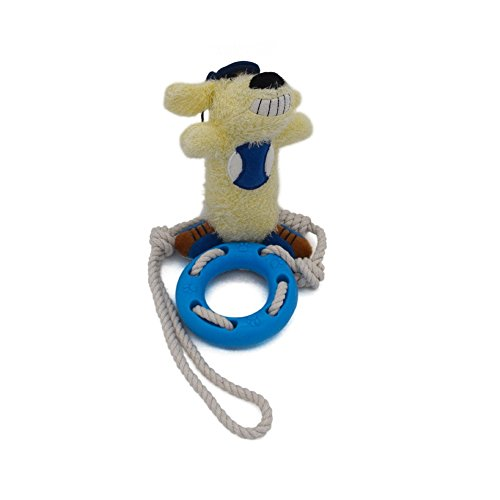 Comhome Pets Puppy Rope Chew Dog Toys-Squeaky Doggie & Durab