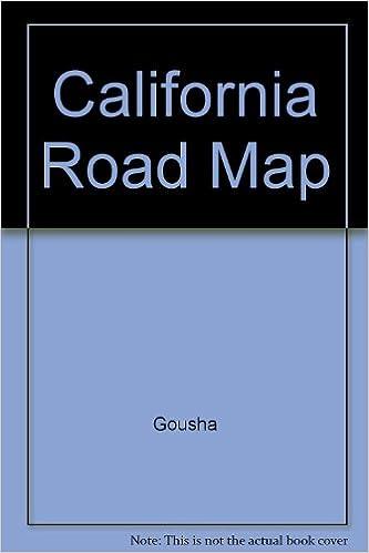 Descarga gratuita para libros  California Road Map en español PDF