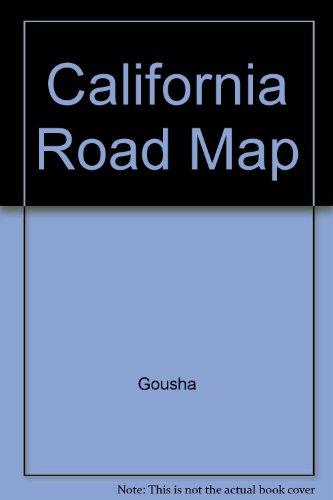 California roadmap: Including mini-maps of Bakersfield, Chico, Fresno ... Lassen Volcanic, and Yosemite
