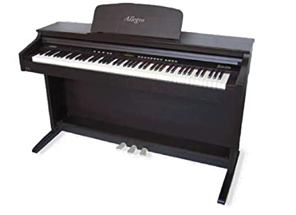 Delson/ringway 8866 Piano mueble Allegro Rosewood