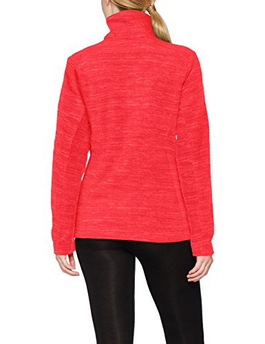 Polaire Jacket Femme Trek Camellia Hooded Red Columbia Fast vqRUZA