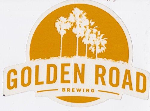 (Golden Road Brewery - Los Angeles - Sticker)