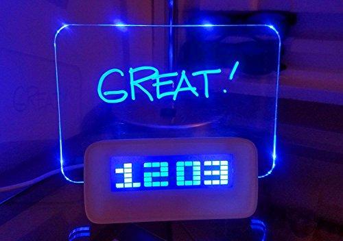 Sinohome Alarm Clock Creative Highlighter