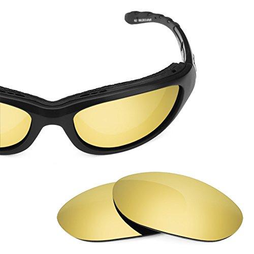 Polarizados Airrage Dorado X Mirrorshield® Lentes Elite Wiley Para Revant fUxTwqn5CX