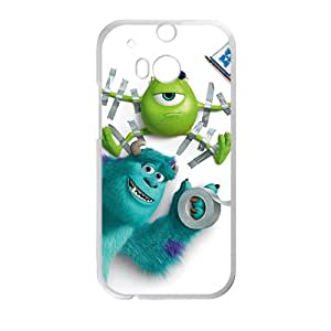 HGKDL Monsters University Phone Case for HTC One M8 case