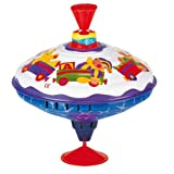 Bolz 52304 Playbox Music Spinning Top Toy