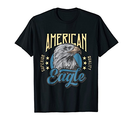 Eagle Womens T-Shirt - 5