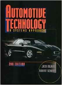 automotive technology by jack erjavec hardcover pdf download