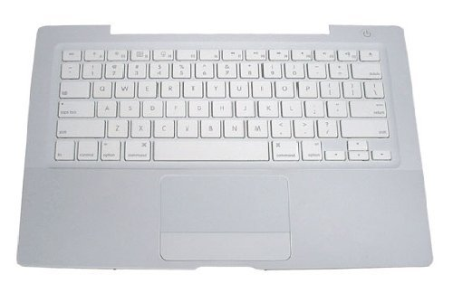 "MacBook Keyboard & Top Case Trackpad White 13"" - 922-9550, 922-8264, 661-5 910"