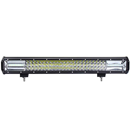 Car Light,22 Inch 648W LED Work Light Bar Flood Spot Combo Driving Lamp Car Truck Offroad Car Supplies Accessories/Replacement Parts