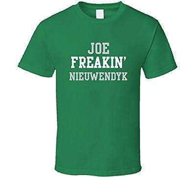 Joe Freakin Nieuwendyk Dallas Hockey Player Sports Fan T Shirt