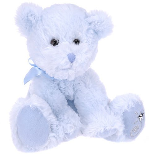 Amazon Com Russ Berrie Shining Stars Blue Bear Russ Berrie Shining