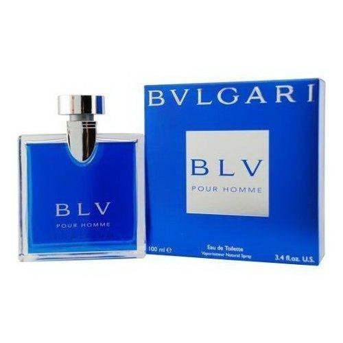 Bvlgari Blv Eau De Toilette Spray 100 ml, 3.4 oz 100% Authentic Perfume - Authentic Fragrances