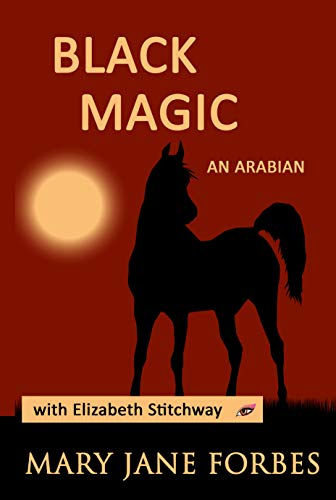 Black Magic: An Arabian Stallion (Elizabeth Stitchway, Private Investigator, Cozy Mystery Series Book 2)