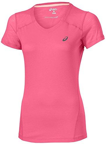 Asics Fuse X Women's V-Neck Course à Pied T-Shirt - AW16 - L