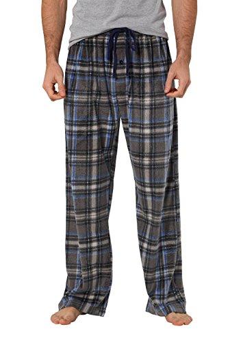CYZ Men's Fleece Pajama Pant