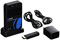 Orei Wireless HDMI Transmitter Receiver Extender Upto 30' To Stream 1080p 3D Video, Laptop, Gaming, Receive, to HD TV Projector