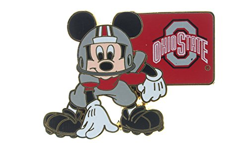 Disney NCAA Football Team Series - The Ohio State University (Mickey Mouse) Pin