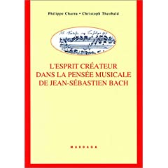L'Esprit créateur dans la pensée musicale de Jean-Sébastien Bach