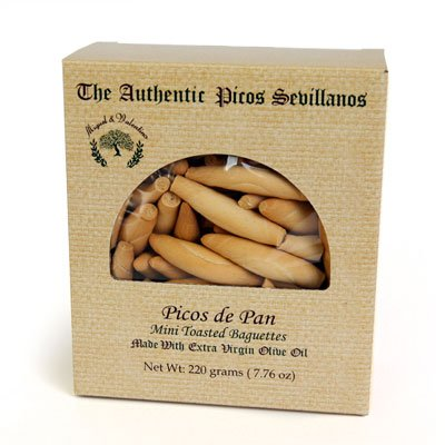 Picos de Pan - Bread Sticks
