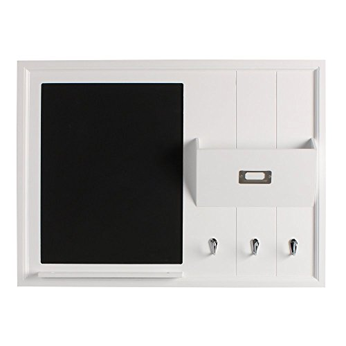 DesignOvation Decorative Organizer Chalkboard 209288