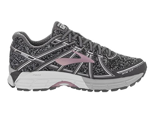 Black Adrenaline Gts Rose Women's Charcoal Gold 17 Brooks Metallic 7YPqxBx