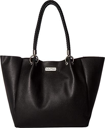 Nautica Women's Port O Call Shopper Black One Size ()