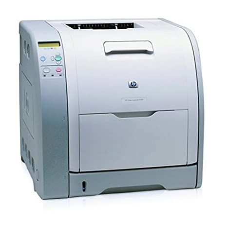 HP Color LaserJet 3550 printer - Impresora láser (600 x 600 ...