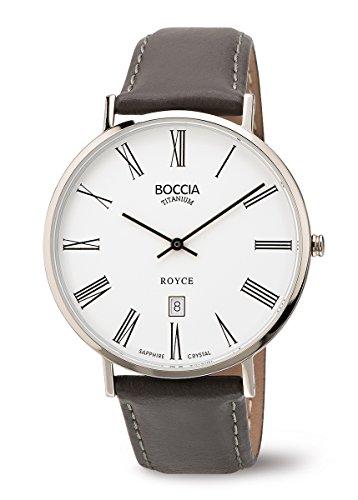 3589-03 Boccia Titanium Mens Watch