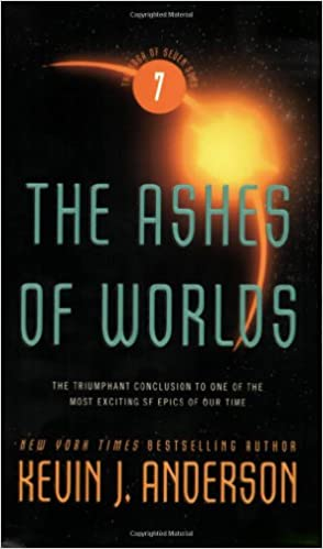 The Ashes of Worlds (Saga of Seven Suns)