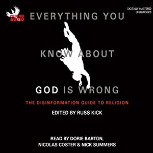 Everything You Know About God Is Wrong, Volume 1 Hörbuch