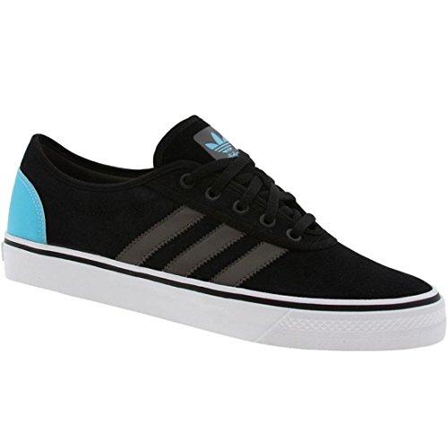 (アディダス) Adidas Skate Adi Ease (black1 / dark cinder / sup cyan)スケートアディイーズ(black1/ダークシンダー/ SUPシアン)